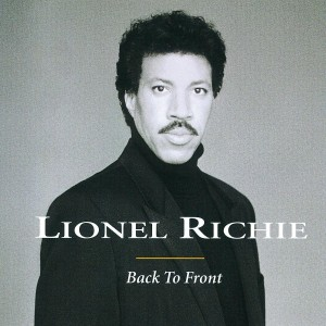 LIONEL RICHIE-BACK TO FRONT