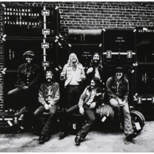 ALLMAN BROTHERS BAND-LIVE AT FILLMORE EAST
