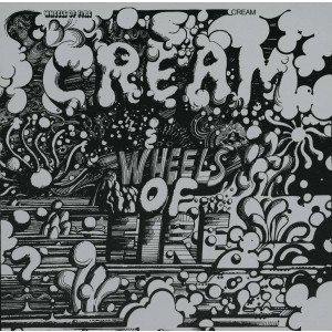 CREAM-WHEELS OF FIRE - RE-M
