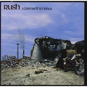 RUSH-FAREWELL TO KINGS