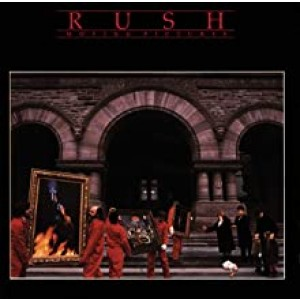 RUSH-MOVING PICTURES