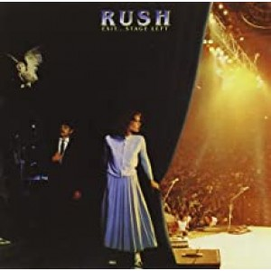 RUSH-EXIT... STAGE LEFT /R