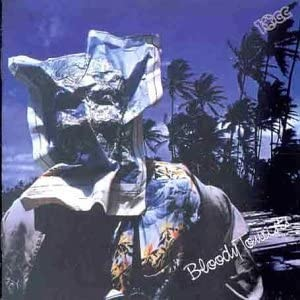 10CC-BLOODY TOURISTS - RE