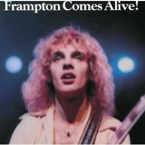 PETER FRAMPTON-FRAMPTON COMES ALIVE!