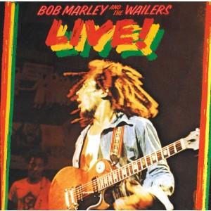 BOB MARLEY-LIVE! /R+