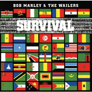 BOB MARLEY-SURVIVAL - RE