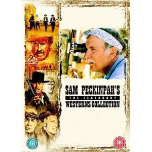 SAM PECKINPAH: THE LEGENDARY WESTERNS COLLECTION