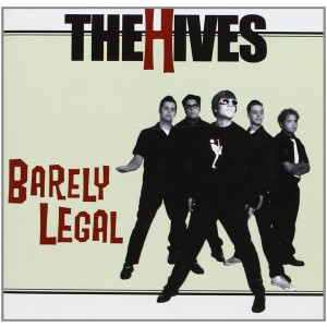 HIVES-BARELY LEGAL