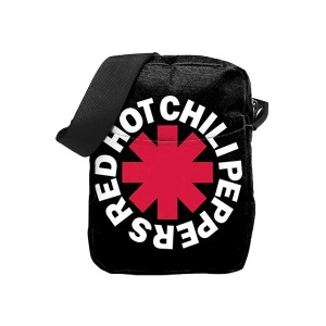 RED HOT CHILI PEPPERS-RED HOT CHILI PEPPERS ASTERIX (CROSS BODY BAG)