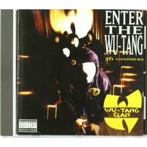 WU-TANG CLAN-ENTER THE WU-TANG