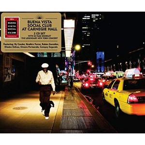BUENA VISTA SOCIAL CLUB-BUENA VISTA SOCIAL CLUB AT CAR