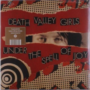 DEATH VALLEY GIRLS-UNDER THE SPELL OF JOY (LTD GOLD VINYL)