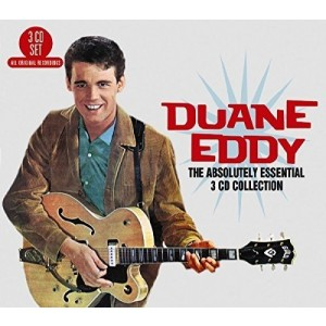 DUANE EDDY-THE ABSOLUTELY ESSENTIAL 3 CD COLLECTION