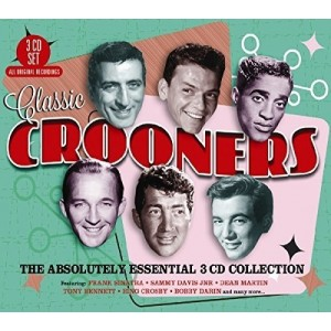 VARIOUS ARTISTS-CLASSIC CROONERS: THE ABSOLUTELY ESSENTIAL 3 CD COLLECTION