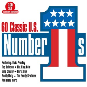 VARIOUS ARTISTS-60 CLASSIC U.S. NUMBER ONES