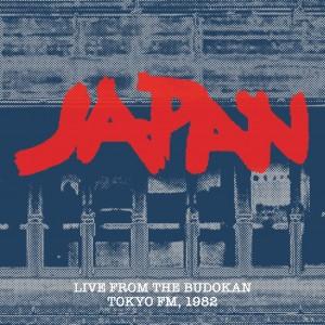 JAPAN-FROM THE BUDOKAN TOKYO FM, 1982