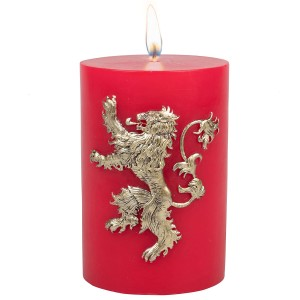 GAME OF THRONES LANNISTER XL CANDLE
