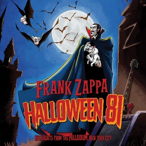 FRANK ZAPPA-HALLOWEEN 81 HIGHLIGHTS