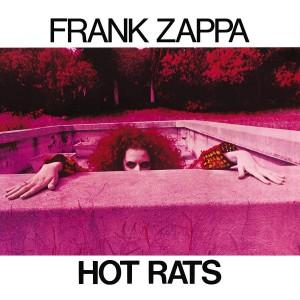 FRANK ZAPPA-HOT RATS 50TH ANNIVERSARY PINK