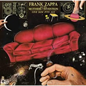 FRANK ZAPPA-ONE SIZE FITS ALL