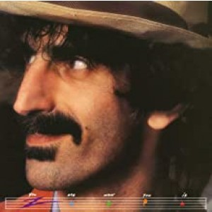 FRANK ZAPPA-YOU ARE WHAT YOU IS
