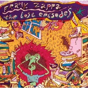 FRANK ZAPPA-THE LOST EPISODES