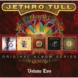 JETHRO TULL-ORIGINAL ALBUM SERIES-VOL 2