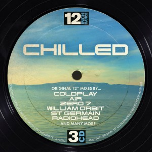 """VARIOUS ARTISTS-12"""" DANCE: CHILLED"""