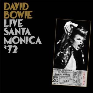 DAVID BOWIE-LIVE AT SANTA MONICA ´72