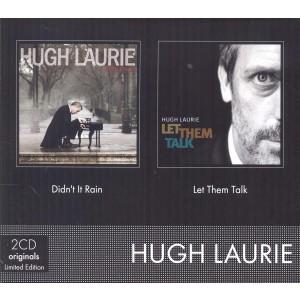 HUGH LAURIE-DIDN´T IT RAIN / LET THEM TALK