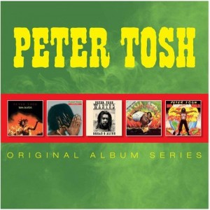 PETER TOSH-ORIGINAL ALBUM SERIES
