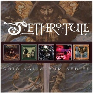 JETHRO TULL-ORIGINAL ALBUM SERIES