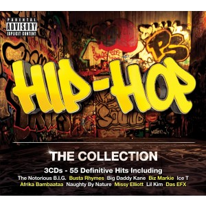 VARIOUS ARTISTS-HIP-HOP: THE COLLECTION