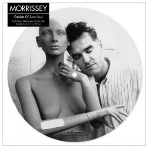 "MORRISSEY-SATELLITE OF LOVE 7"""