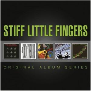 STIFF LITTLE FINGERS-ORIGINAL ALBUM SERIES