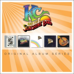 KC & THE SUNSHINE BAND-ORIGINAL ALBUM SERIES