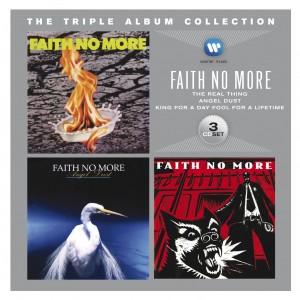 FAITH NO MORE-THE TRIPLE ALBUM COLLECTION