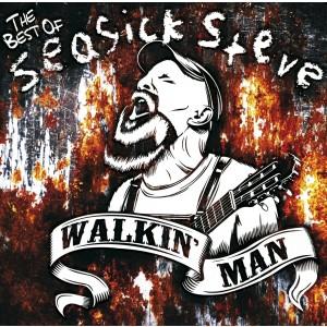 SEASICK STEVE-WALKIN´ MAN: THE BEST OF