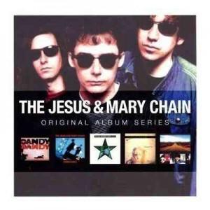 JESUS & MARY CHAIN-ORIGINAL ALBUM SERIES