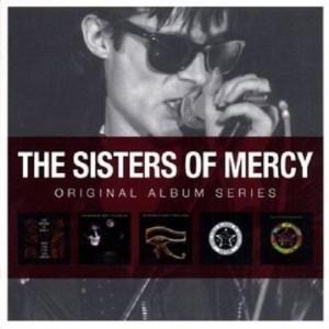 SISTERS OF MERCY-ORIGINAL ALBUM SERIES