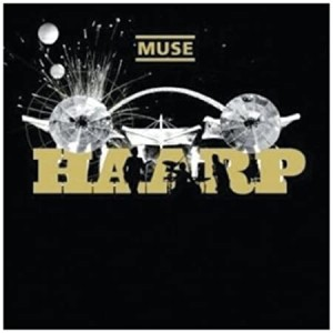MUSE-HAARP CD+DVD