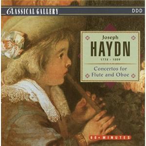 HAYDN, J.-CONCERTOS FOR FLUTE & OBO
