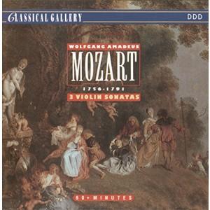 MOZART, W.A.-SONATAS FOR VIOLIN & PIAN