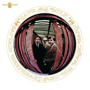 CAPTAIN BEEFHEART-SAFE AS MILK -HQ-