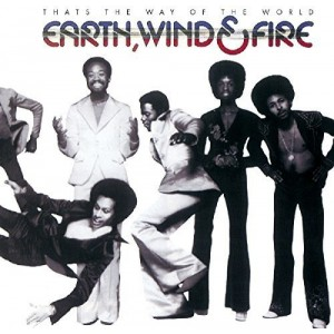 EARTH, WIND & FIRE-THAT´S THE WAY OF THE WORLD