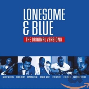 VARIOUS ARTISTS-LONESOME & BLUE