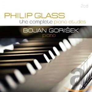 PHILIP GLASS-COMPLETE PIANO ETUDES