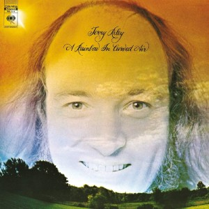 TERRY RILEY-A RAINBOW IN CURVED AIR (COLOURED)