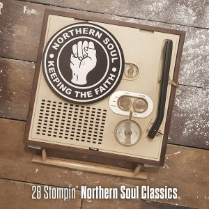 VARIOUS ARTISTS-KEEPING THE FAITH: 28 STOMPIN NORTHERN SOUL CLASSICS (COLOURED)