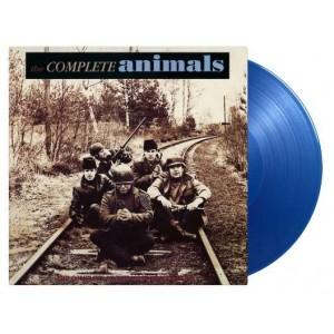 ANIMALS-COMPLETE ANIMALS (LTD BLUE VINYL)